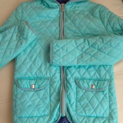 2 Jackets and 1 Vest