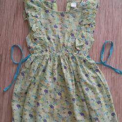 Φόρεμα για 4-5 χρόνια