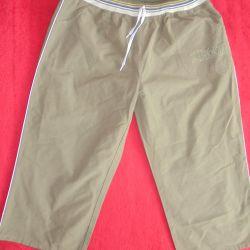 Sports capri pants 46-48 times height 170