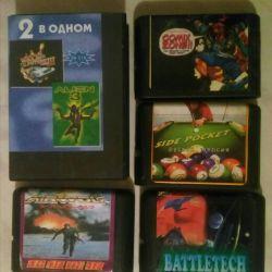 Seth Sega Cartridges