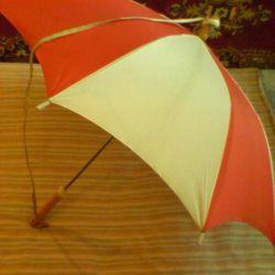Umbrella 80 cm. Vintage