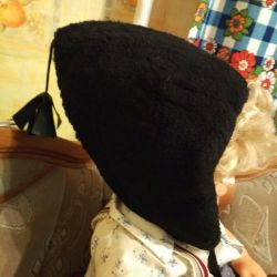 Children's hat from the USSR