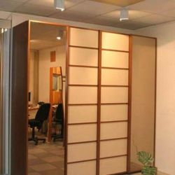 Sliding wardrobe Direct with the Mirror