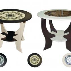 Kahve masaları