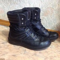Μπότες χειμώνα φθινόπωρο Ecko r.38