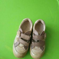 Ecco μπότες, 25 φορές, φθινόπωρο-άνοιξη