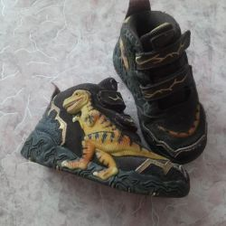 Τα πάνινα παπούτσια / παπούτσια λαμπερά