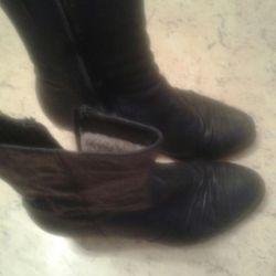 Half boots winter