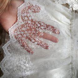 Платье детское нарядное новое 9-12м