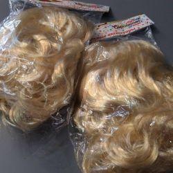 Περούκα ξανθιά μακριά