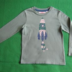 T-shirt with long sleeves 108 okaou LaRedoute