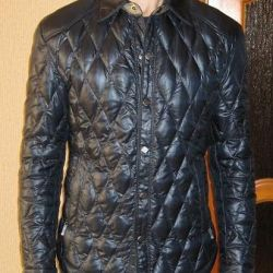 Jacket-down jacket RIGGI