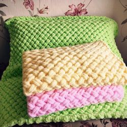 ~ Handmade blankets ~