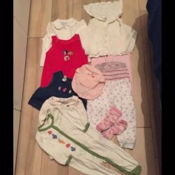 Package of clothes 23