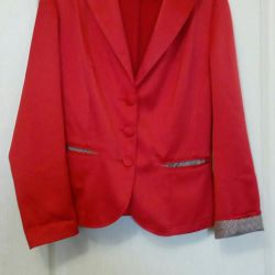 The jacket (size 48-50)