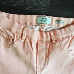Pants peach female S size