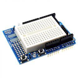 Arduino ProtoShield in UNO form factor