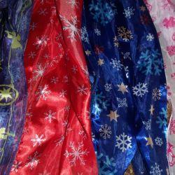 4 шт.за 100 руб!новые шарфики