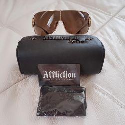 Orijinal Affliction gözlük