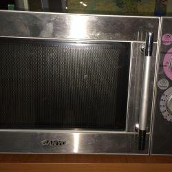 Φούρνος μικροκυμάτων με γκριλ Sanyo EM-G1073V