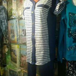 Suit breeches, size range 50-62