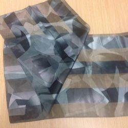 Chiffon scarf 🧣