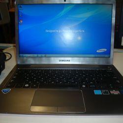 Ultrabook Samsung NP535U3C - A6-4455M-6GB / 500GB