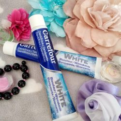 Prof. whitening toothpaste