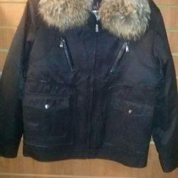 Мужские куртки теплые