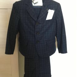Suit Italian 1,5-2,5 years