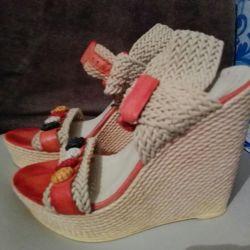 Sandale. Turcia.