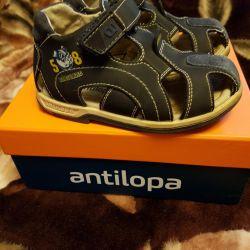antilopa sandalet
