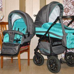 2in1 bebek arabası Adamex Shop
