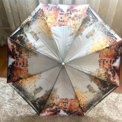 Umbrella cane