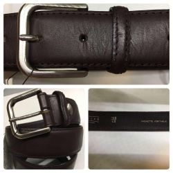 Belts for men, France