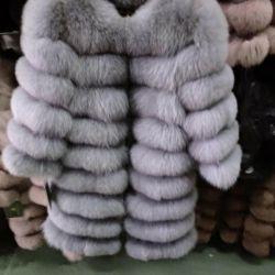 Φυσικά παλτά γούνας