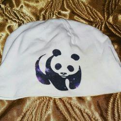 BBC panda cap