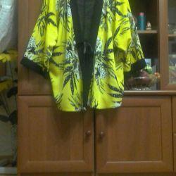 Кимоно, блуза 56-58