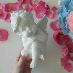Άγγελος για τη διακόσμηση του παιδικού γύψου