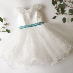 New New Year's dress for 3, 4 years