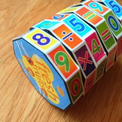 Math puzzle for kids