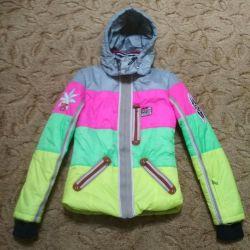 Yeni kayak ceketi