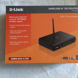 Router-D-Link, Wi-Fi