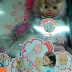Baby Toby doll