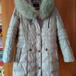 Down jacket warm winter (Demi-season.)