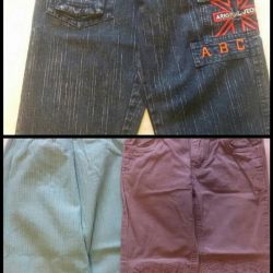 Jeans, pants, pants
