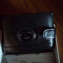 Ανδρικό πορτοφόλι.