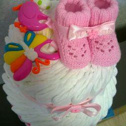 Diaper Cake?