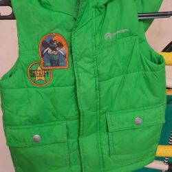 Waistcoat for the boy 98r