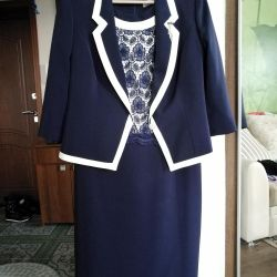 New two-piece suit p. 50 Belarus